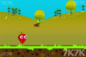 《回家的草莓》游戏画面2