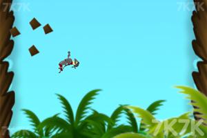 《忍者丛林冒险》游戏画面1
