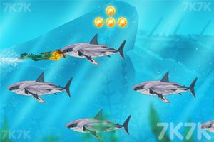 《海王历险记》游戏画面1