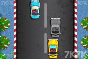 《圣诞超级汽车》截图3