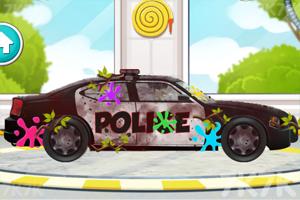 《洗车大户》游戏画面2