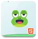 调皮青蛙打方块