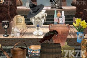 《魔法师的笔记本》游戏画面1