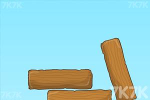 《木栅搭高高》游戏画面2