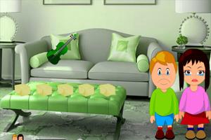 《救援被困的小孩》游戏画面1