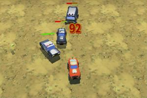 《车辆追击战》游戏画面1