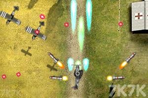 《空袭战机》游戏画面1