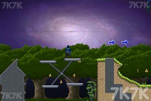《暗黑空间》游戏画面2