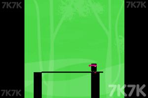 《武士搭桥》游戏画面3
