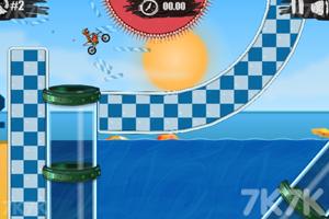 《摩托障碍挑战赛5》游戏画面3