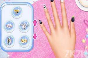 《公主摇滚乐队》游戏画面1