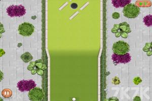 《迷你高尔夫球大师》游戏画面1
