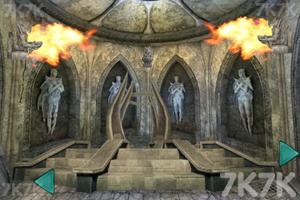 《逃离破旧的城堡5》游戏画面1