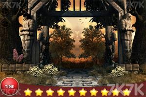 《神秘城市找不同》游戏画面2
