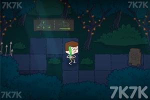 《胆小鬼大冒险》游戏画面2
