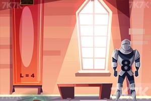 《圣堂武士的城堡》游戏画面3
