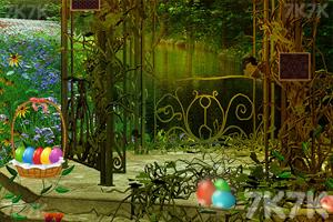 《复活节花园大逃脱》游戏画面3