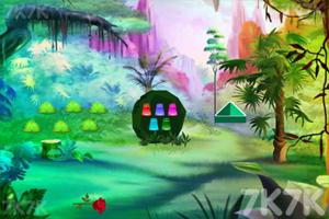 《蘑菇林里救出女孩》游戏画面3
