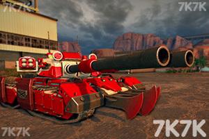 >3D坦克
