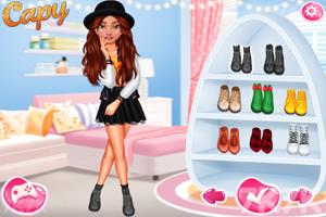 《爱逛街的女孩们》游戏画面3
