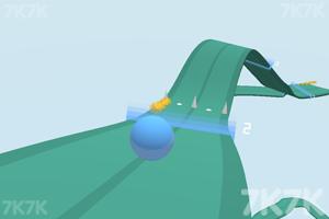 《弯曲的路》游戏画面3