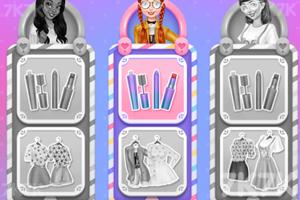《可爱粉嫩的女孩》游戏画面1