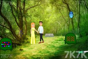 《拯救林中情侣》截图1