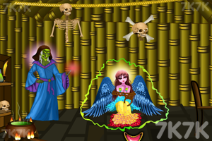 《小天使逃脱》截图1