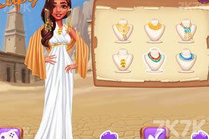 《公主古装与现代装》游戏画面3