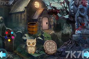 《逃离暗黑废弃小镇》游戏画面1
