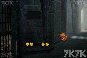 《逃离城堡地牢》游戏画面1
