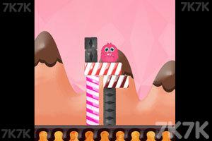 《糖果怪兽》游戏画面1