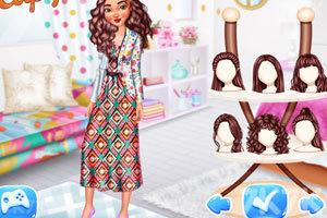 《公主的独特时尚装》游戏画面1