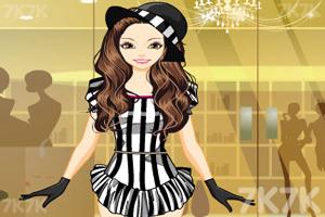 《漂亮舞娘》游戏画面1