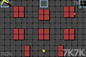 《坦克危机大战》游戏画面1