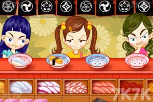 《阿sue寿司店》游戏画面3