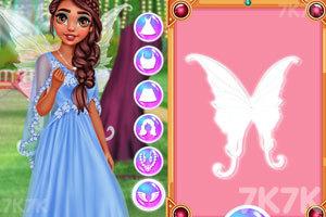 《仙境中的精灵公主》游戏画面1