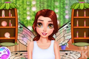《仙境中的精灵公主》游戏画面3
