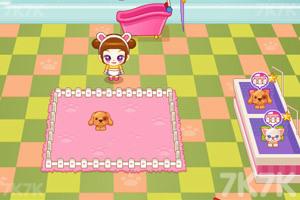 《阿Sue宠物护理店》游戏画面1
