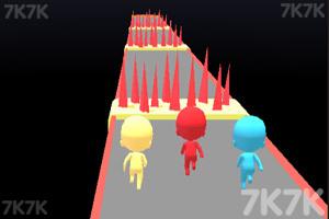 《趣味賽跑3D》截圖1