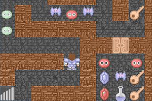 《魔塔V1.12》游戲畫面2