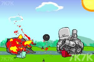 《疯狂坦克》截图1
