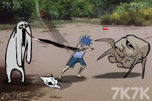 《豪义斩杀》游戏画面1