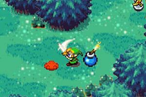 《赛尔达传说》游戏画面1