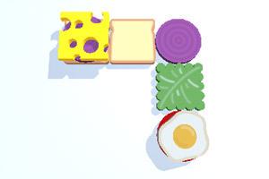《手工三明治》游戏画面4