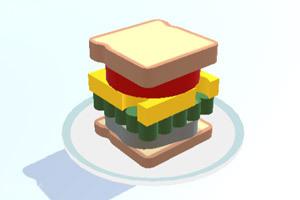 《手工三明治》游戏画面1
