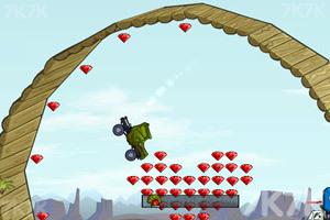 《大车吃小车6》游戏画面2