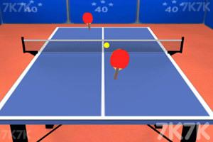 《乒乓职业赛》截图1