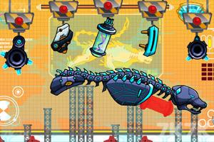《机械豹大组装》游戏画面1