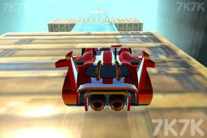 《特技飞车竞赛》游戏画面2